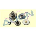 DS610/620 Servo Gear Set