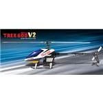 T-Rex 600 Nitro V2 Limited w/Servos/Gyro/Battery