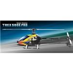 T-Rex 500E Pro Super Combo Kit w/Motor, ESC, 4 Servos, Gyro & C