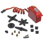 ARRMA ADS-7M V2 6.5kg Waterproof Servo Red