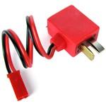 Common Sense RC Deans Ultra-to-JST Power Tap for BECs & Lighting Setups