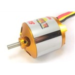 1000Kv Brushless Outrunner Motor, 4Mm Shaft, 4Mm Bullet Conn