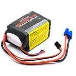 4000mAh 2S 6.6V Li-Fe Receiver Battery