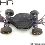 Hot Racing Chassis Dirt Guard Cover 4x4 Slash