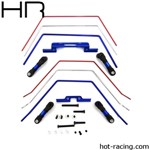 Front/Rear Wide Sway Bar 2WD Slash