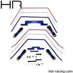 Hot Racing Front/Rear Wide Sway Bar 2WD Slash