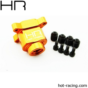 Hot Racing Light Weight Unibody Differential Lock Wraith