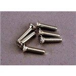Traxxas Traxxas 2x8mm Countersunk Phillips Screw (6)