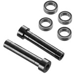 ST Racing Concepts Cnc Machined Aluminum Steering Posts (2) With Bearings (4), Yeti