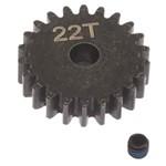 ARRMA Steel Pinion Gear 22T Mod1 5mm