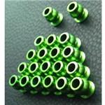 Green Aluminum Suspension Pivot Balls (20)