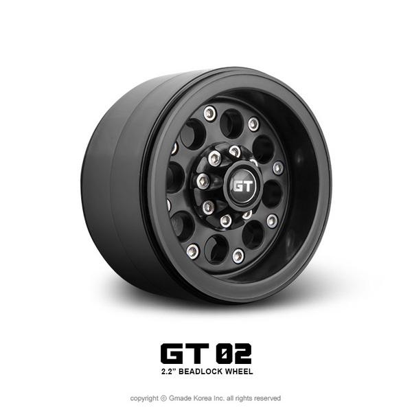 Gmade 2.2 Gt02 Beadlock Wheels (2)