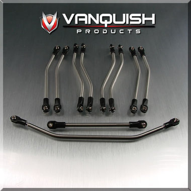 Vanquish Products Axial Wraith 10pcs 3/16 Titanium Link Set