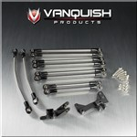 Vanquish Products Axial SCX 3 Link / CMS / Panhard Conversion Kit for Stock 12.3 W