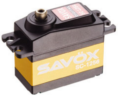 Savox Standard Size Coreless Digital Servo .15/277