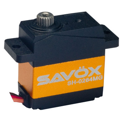 Savox Super Torque Metal Gear Micro Digital Servo 0.06/16.7
