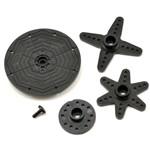 Sh21p Standard Servo Horn Set For Plastic Gear Servos