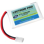 Lectron Pro 3.7V 700mAh 30C Lipo Battery with Walkera Connector