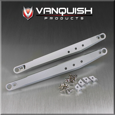 Vanquish Products Yeti RearTrailing Arms Silver