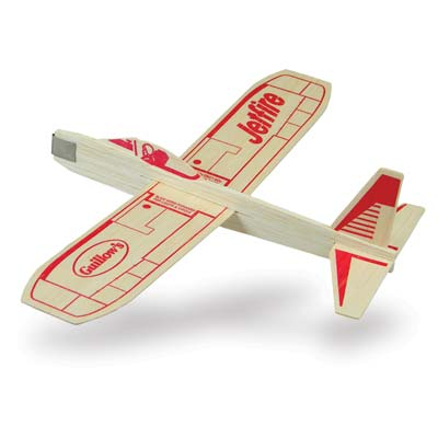 Guillow Balsa Glider Jetfire