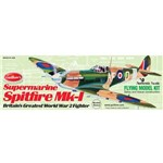 Guillow Model Kit WWII Model Spitfire