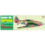 Guillow Model Kit WWII Model Hurricane