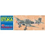 Guillow Model Kit WWII Model Stuka