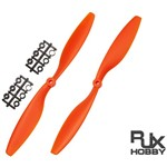 RJX ABS 1045 Blades Quadcopter CW&CCW (Orange)