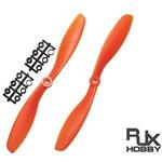 RJX ABS 8045 Blades Quadcopter CW&CCW (Orange)