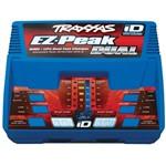 Traxxas Ez-Peak Plus Plus 100 Watt Nimh/Lipo Dual Charger W/ Id System