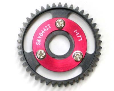 Hot Racing Heavy Duty Steel Spur Gear 42T 1.0m