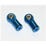 Hot Racing Blue Ball Type Aluminum Shock Ends
