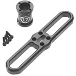 1116 17mm Wheel Wrench/Shock Cap Tool