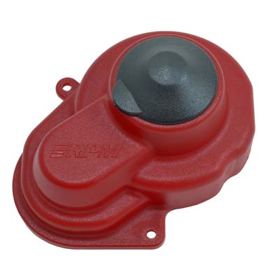 RPM Gear Cover for Electric Versions Rustler/Stampede