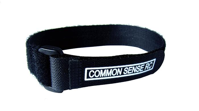 "Common Sense RC Velcro Battery Strap - 14\"" (360mm)"