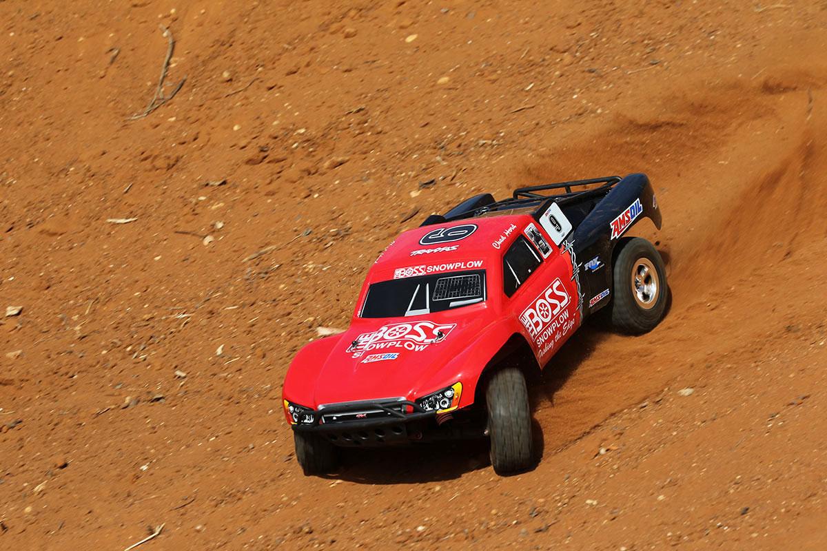 Traxxas 1/10 Slash VXL 2WD BL SC Racing Truck