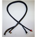 4S Charge Cable W/ Deans Plug (2')
