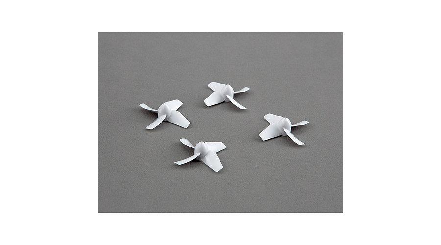 Blade Prop Set (4), White: Inductrix