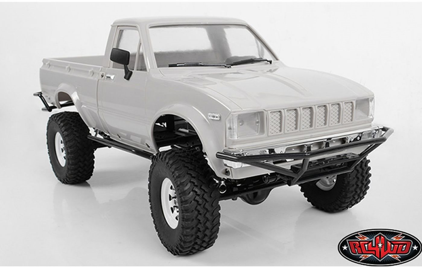 RC 4WD Trail Finder 2 Truck Kit w/Mojave II Body