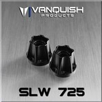 Vanquish Products SLW 725 Wheel Hub Black Anodized