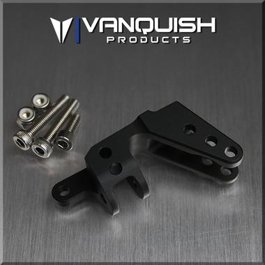 Vanquish Products SCX10 Axle Panhard 3 Link Mount Black Anodized