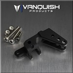 Vanquish Products SCX10 Axle Panhard 3 Link Mount Black Anodized