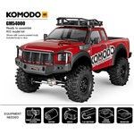Komodo Off-Road Adventure Vehicle Kit, 1/10 Scale, W/ A Gs01 Cha