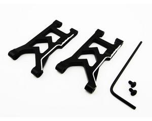 Hot Racing Aluminum Lower Suspension Arm Black LaTrax Teto