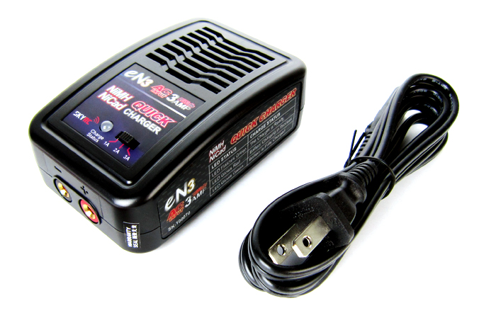 Common Sense RC eN3 AC 3A NiMH/NiCd Charger