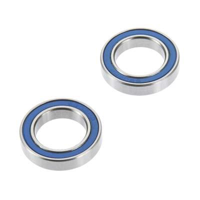 Traxxas Ball Bearing, Blue Rubber Sealed (15X24x5mm) (2)
