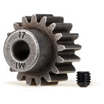 Traxxas Gear, 17-T Pinion (1.0 Metric Pitch, 20? Pressure Angle) (Fits 5