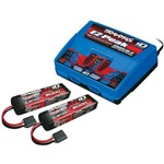 Monster Truck Battery And Charger Completer Pack, W/ 2972 Id Cha