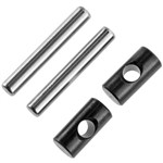 Traxxas Rebuild Kit, Steel Constant-Velocity Driveshaft (Includes Pins F
