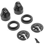Traxxas Shock Caps, Gtx Shocks/ Spring Perch/ Adjusters/ 2.5X14 Cs (2) (